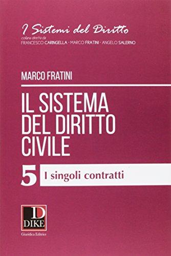 Il sistema del diritto civile: 5