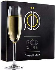 Röd Wine, bicchiere di cristallo senza piombo da collezione, ottima idea re
