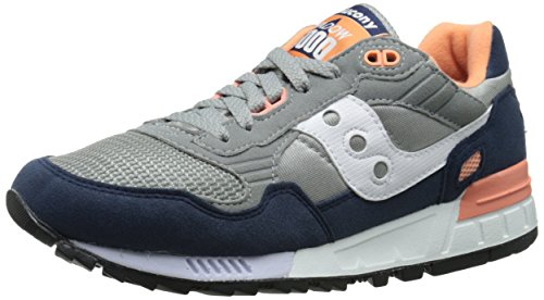 Saucony Homme Shadow 5000 Trainers, Gris Gris