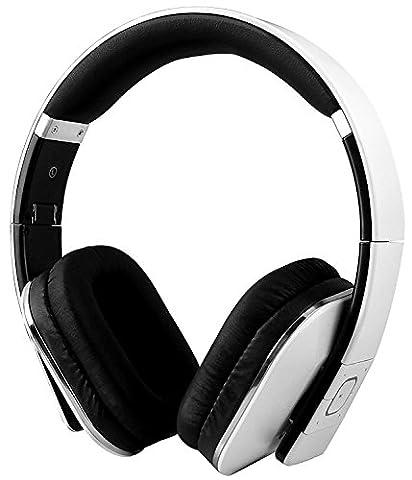 August EP650 - Bluetooth NFC Kopfhörer mit aptX Technologie -