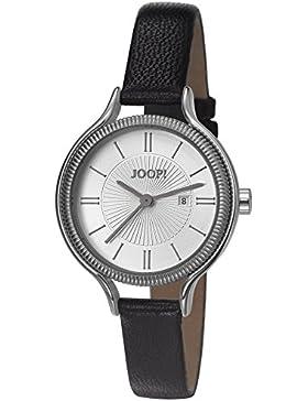 Joop! Damen-Armbanduhr Jessica Analog Quarz Leder JP101762004