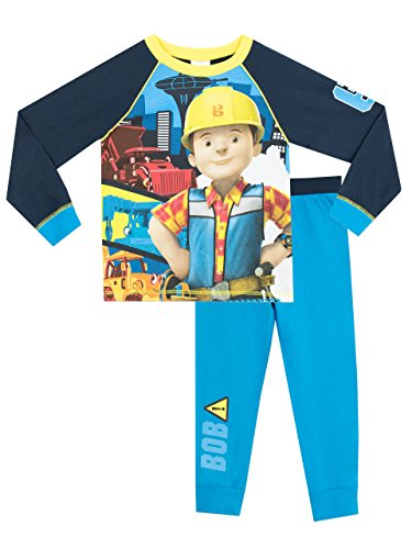 bob-der-baumeister-jungen-bob-the-builder-schlafanzug-104cm