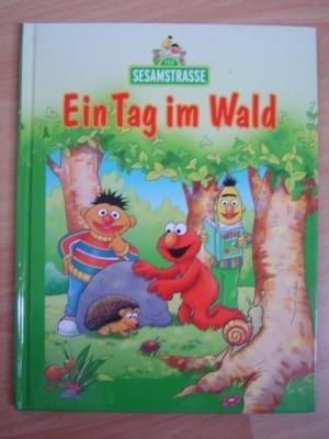 Ein Tag im Wald -Sesamstrasse (Tag Wald Im Ein)