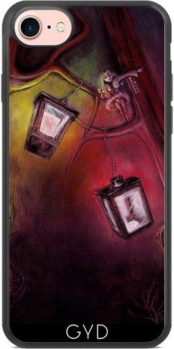 Custodia in silicone per Iphone 7 / Iphone 8 - Prendimi Se Cado by Rouble Rust Silicone