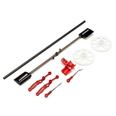 Bluelover WLtoys V911 V911-1 V911 Pro Upgrade Accessories Bag