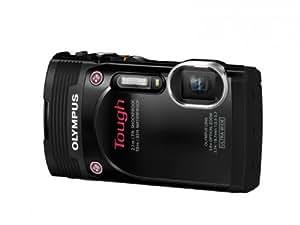 """Olympus TG-850 Appareil photo numérique compact 16 Mpix Écran 3"""" Zoom optique 5x Étanche Noir"""