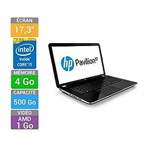 HP Pavilion 17-e151nf Notebook PC (ENERGY STAR) Ordinateur Portable