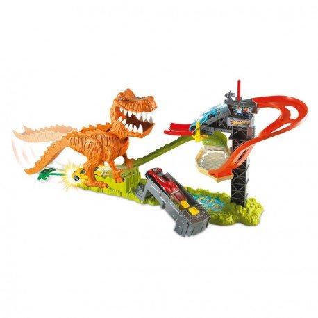 Mattel HW Piste T-Rex+18 VEH