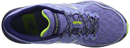 New Balance 910, Chaussures de Trail Femme Bleu (Blue 400)