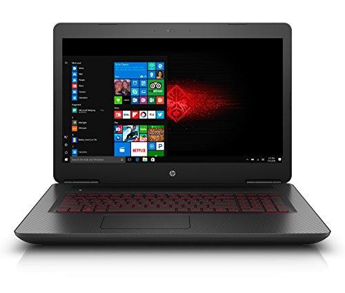 HP OMEN 17-w207nf PC Portable Gaming 17'' Full HD Noir (Intel Core i7, 16 Go de RAM, Disque Dur 1...