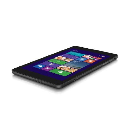 Dell Venue 8 Pro Y6CKY CA001TV8P9WER 20,3 cm (8 Zoll) Tablet-PC (Intel Atom Z3740D, 1,3GHz, 2GB RAM, 32GB SSD, Intel HD Graphics, Win 8 Pro Touchscreen) schwarz