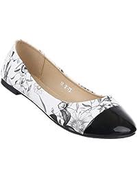 online store 7c4c7 f54b0 Suchergebnis auf Amazon.de für: schwarz weisse - Ballerinas ...