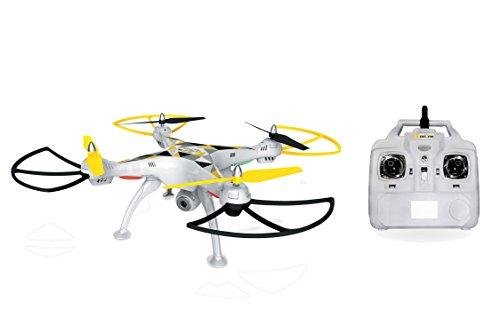 Mondo Motors - 63333.0 - Ultradrone Radiocommandé X48.0 + Caméra