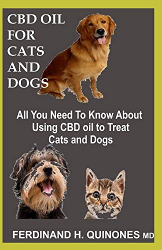 CBD OIL FOR CATS AND DOGS: All You Need To Know About CBD Oil For Curing  And Preventing Different Ailments In Cats and Dogs