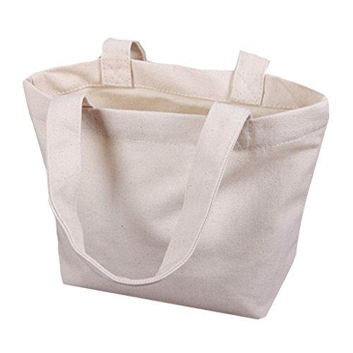 Canvas Stoffbeutel Jute Shopping Tasche shopper BxHxD: 46x40x15cm