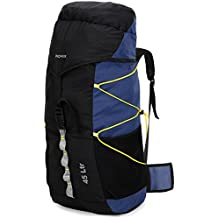 Novex Rucksacks Dark Blue Fleet Hiking Bag