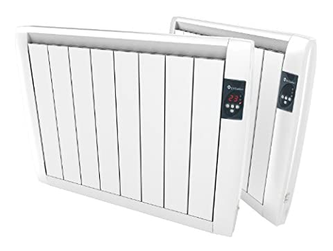 Chauffage Direct evsl-750Slimline Dry Radiateur électrique 750W