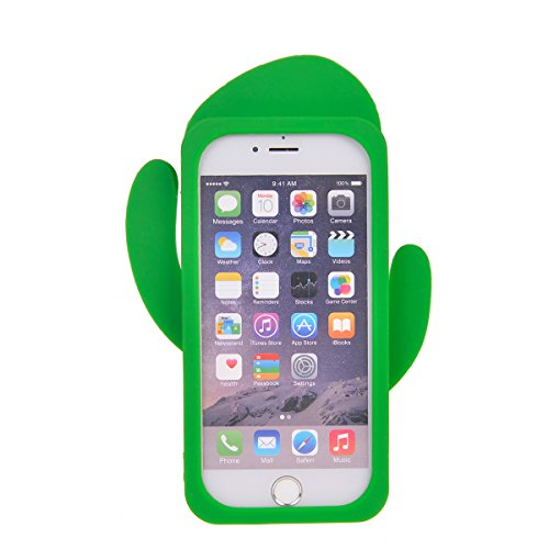 iPhone 6 Plus/ 6s Plus Coque,COOLKE Mode 3D Style Cartoon Gel Soft silicone Coque Housse étui Case Cover Pour Apple iPhone 6 Plus/ 6s Plus (5.5 inches) - 009 006