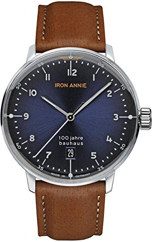 Junkers Armbanduhr 5046-3 Herrenuhr