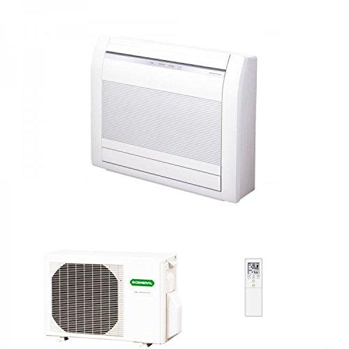 Condizionatore / Climatizzatore Monosplit Inverter Pavimento Fujitsu-General-Fuji Serie Aghg09Lvca 09000 Btu Giapponese Classe A++