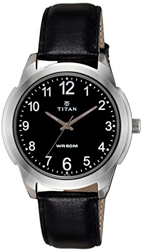 41alyr9Hf0L - Titan 1585SL08 Mens watch