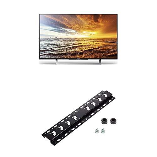 Sony KDL-32WD755 80 cm (32 Zoll) Fernseher (Full HD, HD Triple Tuner, Smart-TV) + Wandhalterung für Bravia TVs (2019, 2018, 2017, 2016, 2015)