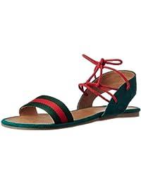 af8a8ead8d0 Green Women s Fashion Sandals  Buy Green Women s Fashion Sandals ...