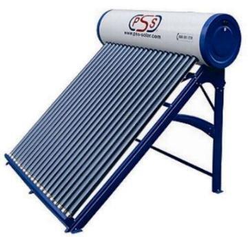 Pannello Solare termico 200 litri 20 tubi sottovuoto circolazione...