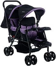 BABY PLUS Stroller, BP7743-PURPLE