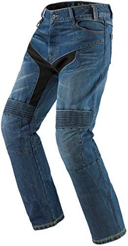 SPIDI Motorrad Hose Furious Denim Jeans Superstone Wash J10 - 110 - 34