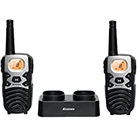 Binatone Terrain 850 Twin Walkie Talkie with IPX2 Drip Proof Portable Mobile Radio