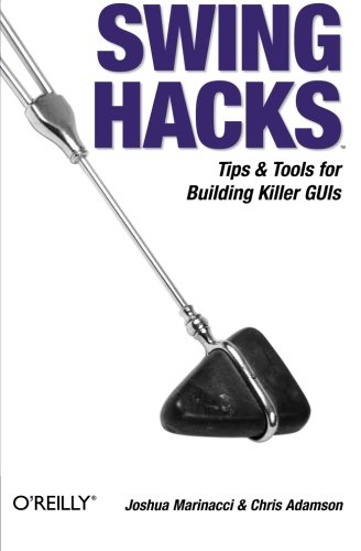 Swing Hacks: Tips and Tools for Killer GUIs (Java)