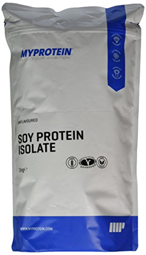 Myprotein Soy Protein Isolate Unflavoured, 1er Pack  1 x 1000 g