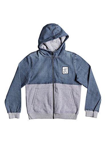 Quiksilver Parallex - Hooded Jacket - Zip Hoodie - Jungen - Blau