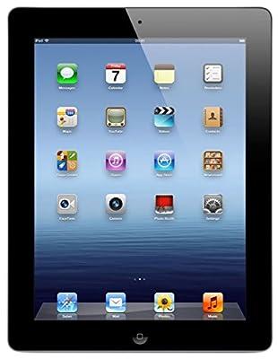 Apple iPad 3 Tablet Storage, WIFI + 3G (Certified Refurbished)