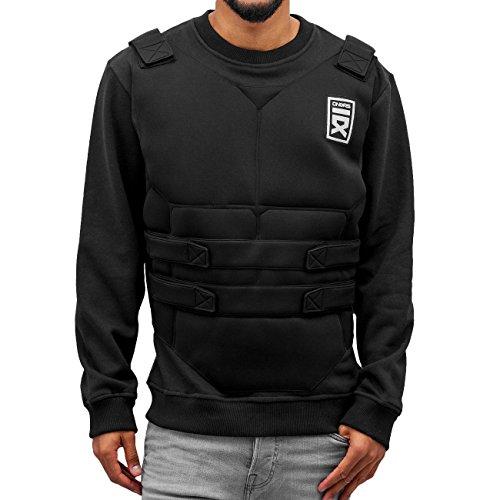 Dangerous DNGRS Herren Oberteile / Pullover Shooting Vest Schwarz