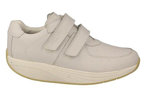 700796-16 KARIBU MBT Schuh Weiß 43 Weiß (Karibu Schuhe)