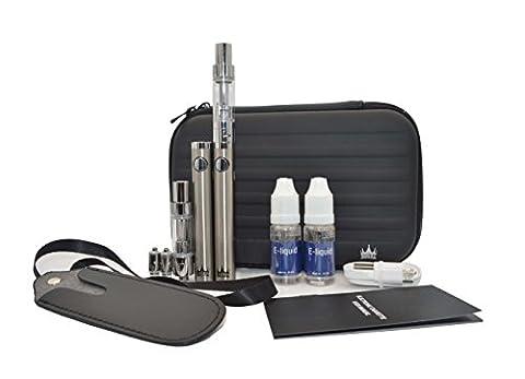 NOVEL™ N14 1100mah 0,5ohm Clearomizer im Etui von NOVEL|elektrische elektronische zigarette set starterset e ziggi|e-zigarette[ohne Nikotin]