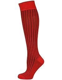 Mysocks Unisex Kniestrümpfe lange Socken