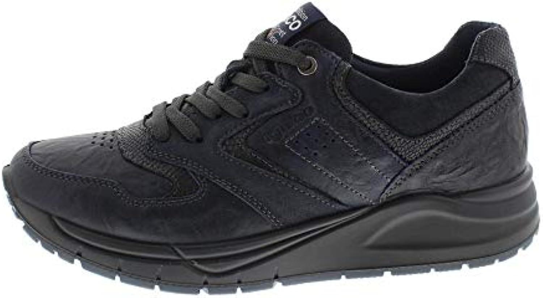 IGI&CO 8746 scarpe da ginnastica ginnastica ginnastica Blu 100 Blu-Nero Taglia 44   Molto apprezzato e ampiamente fidato dentro e fuori  e634e8