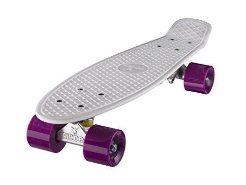 ridge-retro-cruiser-22-skateboard-color-blanco-purpura-58-cm