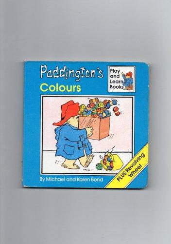 Paddington's colours