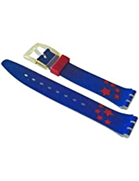 'Swatch Bracelet 17mm Wild Laugh AGJ117