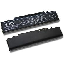 Batería 4400mAh, 11.1V, de color negro para Samsung, recambio de AA-PB9NC6B, apta para SAMSUNG Q318, R468, R710, NP-R519, NP-R530 etc.