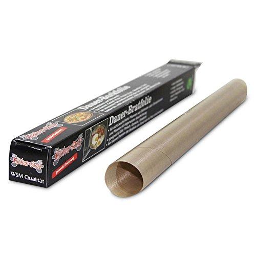 3 x duración – fuente de horno para asar diapositiva – Duración de cuello alto con protector de pantalla con retroiluminación de pantalla 28 cm de diámetro