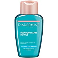 Diadermine - Desmaquillador de ojos - 125ml (pack de 6) Total: 750ml