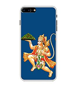 ifasho Designer Back Case Cover for Apple iPhone 7 (Hanuman Hanuman Rings For Men Hanuman Poster Hanuman Nazar Kawach)