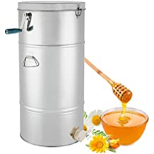 Autovictoria Honey Extractor Manual Honey Extractor Honeycomb Spinner 2 Frame Manual de Apicultura en Acero inoxidable
