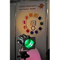 Farbtherapieset Classic Halogen Mini nach Dinshah P. Ghadiali (Chromo/Farbtherapie) preisvergleich bei billige-tabletten.eu