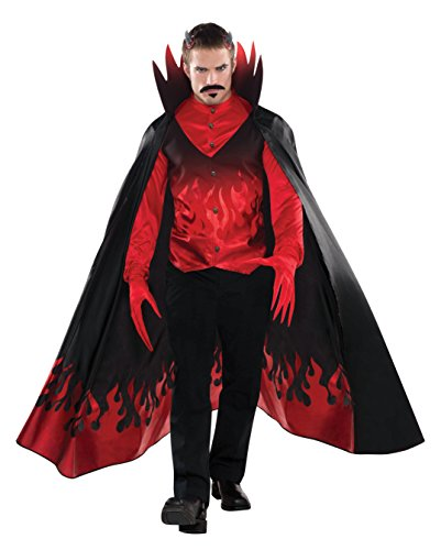 diable Deguisement demon adulte Halloween (Plus Size Weihnachten Kostüme)